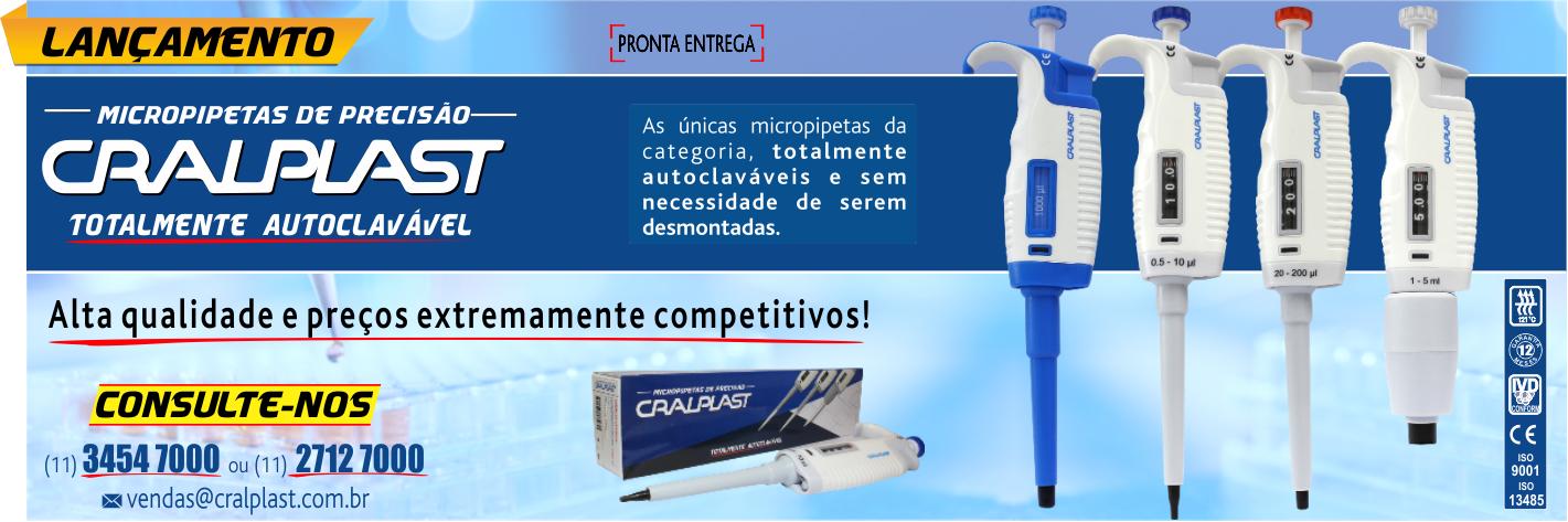 Micropipetas autoclav�veis cralplast